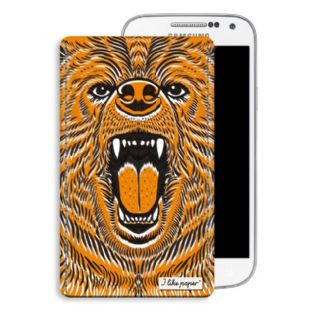 Angry Bear - Smartphone Case
